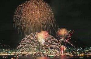 関門海峡花火大会の穴場スポット2017!打ち上げ場所や駐車場は?
