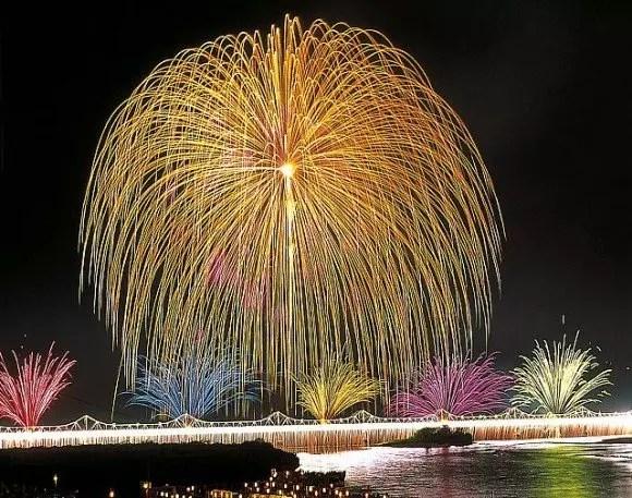 長岡花火大会2016穴場スポットと場所取りや駐車場は?