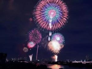 戸田橋花火大会の穴場スポット2018と交通規制や指定席は?