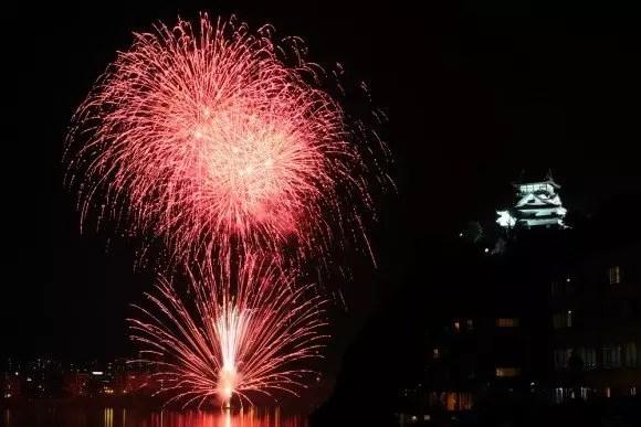 犬山日本ライン夏祭り花火大会の穴場スポット2018はココ!