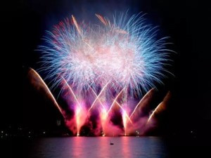 水戸黄門祭り花火大会の穴場スポット2016と駐車場や交通規制は?