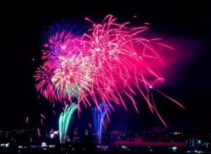 川口たたら祭り花火大会の穴場スポット2017!