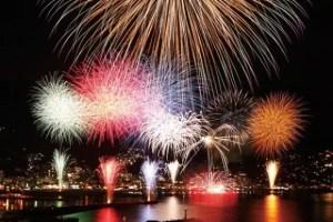 按針祭海の花火大会の穴場スポット2017と駐車場や交通規制は?