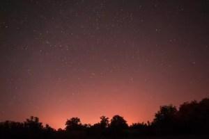 オリオン座流星群2018はいつ?方角やピークの時間は?