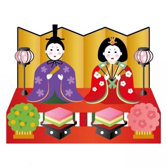 ひな祭りの由来や意味!なぜ雛人形や桃の花を飾るのか?