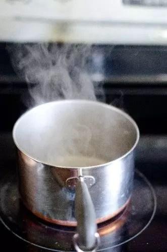 白湯の作り方と効果【冷え性や便秘やデトックスにも最適】