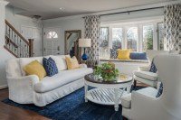 Transitional interior design in Webster Groves by S&K ...