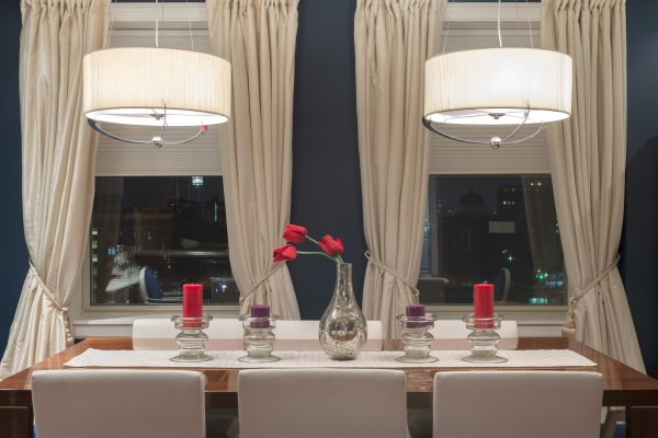 Modern Condo Interior Design & Interiors Home