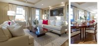 Condominium Interior Design by S&K Interiors - St Louis