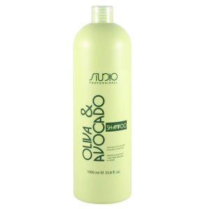 Шампунь для волос с маслами Авокадо и Оливы, 1000 мл