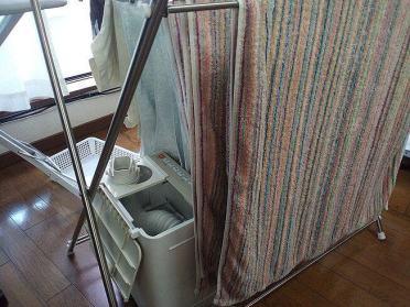 部屋干し 早く乾かす方法