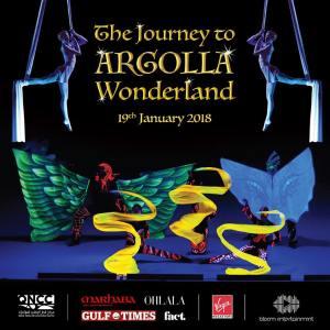 Cesta do zázračnej krajiny Argolla - akrobatická show