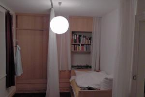 Shielding of bedroom