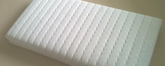 Cot mattress by Geovital - Biologically neutral