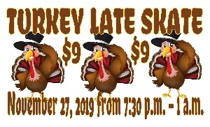 Turkey Late Skate 2019