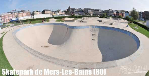 Tous les skateparks de Picardie 02, 60 et 80