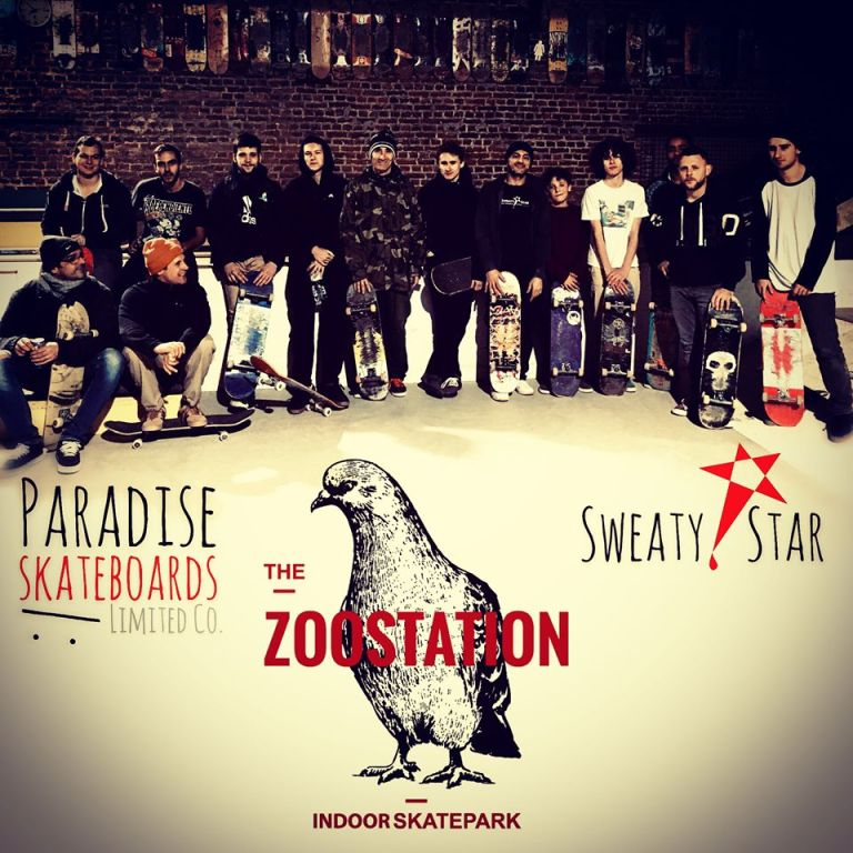 Sessions Zoostation avec Sweaty Star Nov 2019