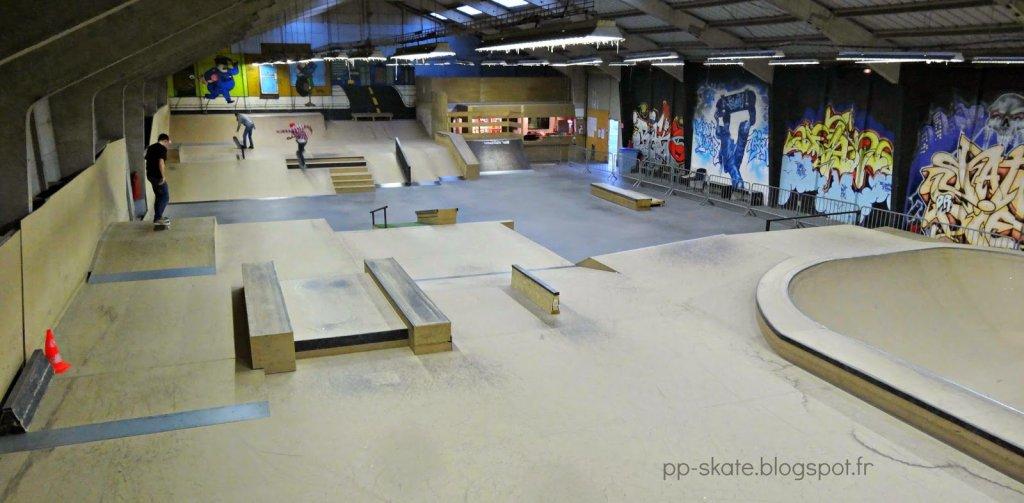 Skatepark Dunkerque 3