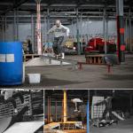 Le skatepark DIY La friche par Rampage