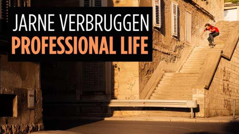 Périmony présente : La vie professionelle de Jarne Verbruggen