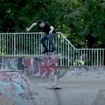 Skatepark St Pierre Amiens, retour à la maison !