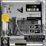 28.06.20 Jam session Skatepark Mers les Bains avec Le Petit Shop Unity