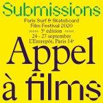 Appel aux films de surf et skateboard pour le prochain Festival PSSFF