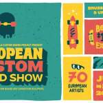 European Custom Board Show BXL été 2020