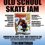 8ème Paris Old School Skate Jam 2020