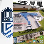 Résultats Contest Grind The Hill #1 oct 2020 au skatepark de Laon (02)