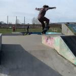 La génèse par JSTSkater sponso Paradise Skateboards