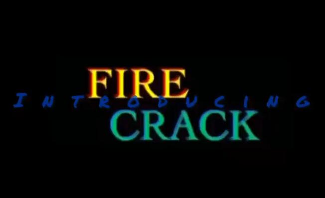 Haute Skateboard Fire Crack