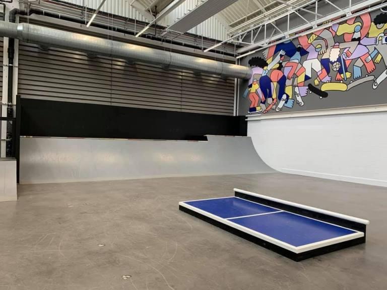 Read more about the article Coup de neuf au skatepark Décathlon Campus 59
