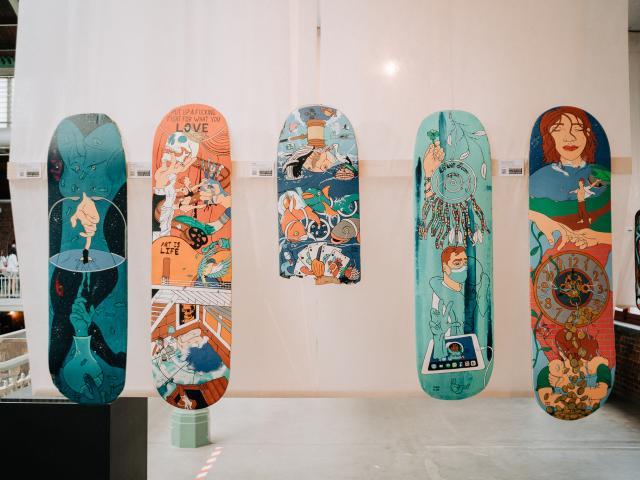 07.02.20 cafe des halles skateboard expo brussels be 11 0