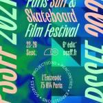 #6 Paris Surf et Skateboard Film Festival Paris