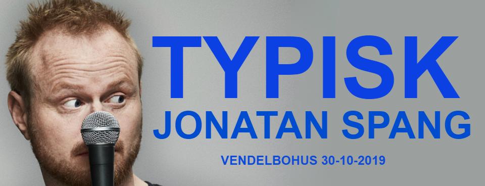 Typisk Jonatan Spang
