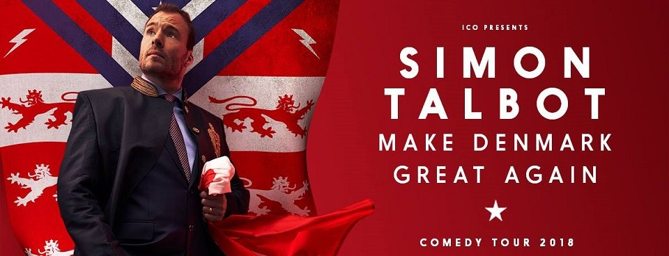 Simon Talbot – MAKE DENMARK GREAT AGAIN