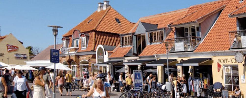 Sommer og sol i Skagen