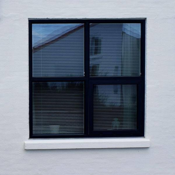træ alu vindue