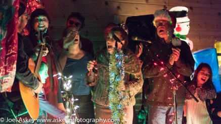 Skagit Art Music The Enthusiasts Rockin Yule Bizarre 2017