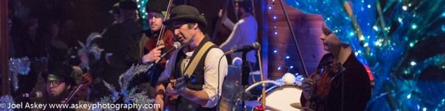 Skagit Art Music Hoe & The Harrow Rockin Yule Bizzare