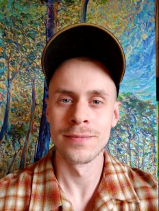 Benjamin Vanderwerff Painter Skagit Valley Contributor Skagit Art Music