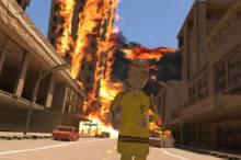 Manhattan Short Film Festival - Fire In Cardboard City Director Phil Brough - Skagit Art Music