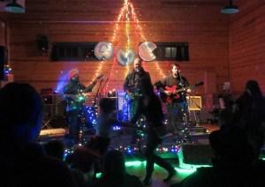 Rockin Yule Bizarre 2018 Bachelor Number Four Skagit Art Music