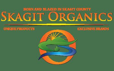 Skagit Organics Logo +21 Recreational Cannabis