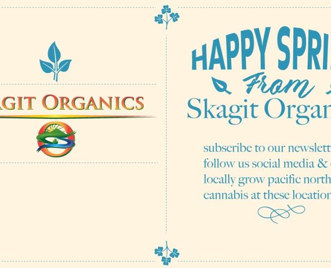 Happy Spring Skagit Organics