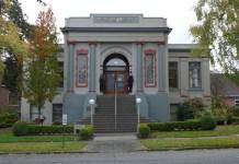 Anacortes Meseum Building History Carnegie Building