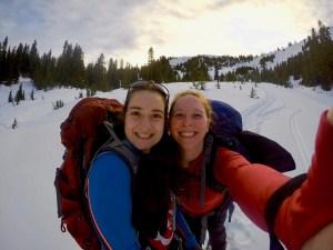 Snowshoeing Skagit County Partner