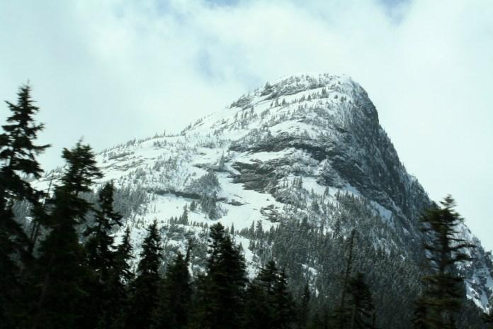 Skagit Photo Opportunities Rainy Pass Peak