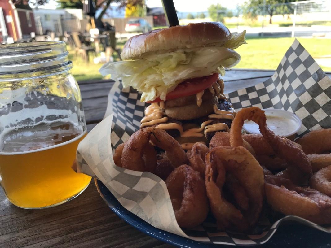 Burgers in Skagit County Corner Burger